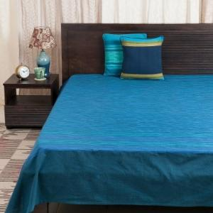 cotton-woven-arvit-bed-cover-double - bed-linen