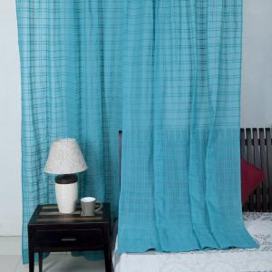 yellow-cotton-mull-woven-avani-curtain-window - curtains-and-blinds