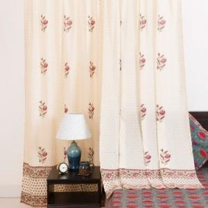 off-white-mull-printed-navika-curtain-window - curtains-and-blinds
