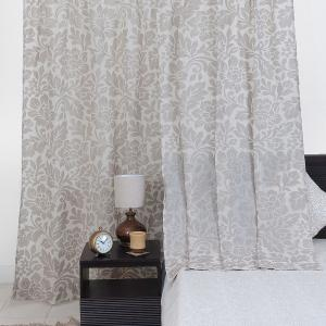 brown-cotton-cutwork-gauravi-curtain-window - curtains-and-blinds