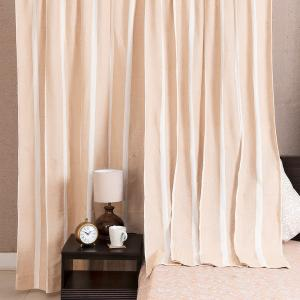 natural-cotton-woven-saaj-curtain-window - curtains-and-blinds