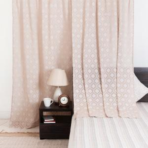 beige-cotton-cutwork-netra-curtain-window - curtains-and-blinds