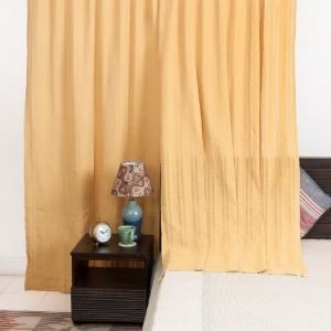 cotton-woven-vijali-curtain-door - curtains-and-blinds