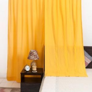 cotton-woven-amita-jaali-curtain-door - curtains-and-blinds