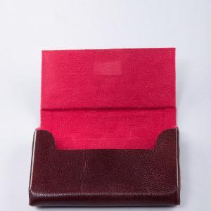 leather-visiting-card-holder - desk-decor