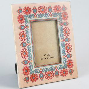 nutan-decoupage-wood-frame - photo-frames
