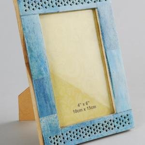 wood-bone-jali-photo-frame - photo-frames