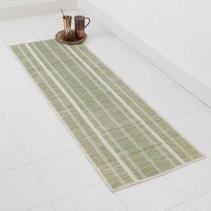 green-natural-fibre-woven-vidhi-mat - rugs-and-carpets