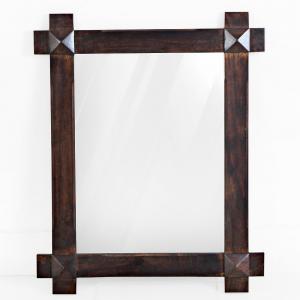 sheesham-wood-topaz-mirror - mirrors-and-jharokhas