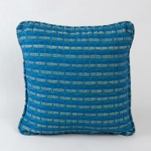 cotton-woven-deepali-cushion-cover-blue-m - cushions-and-pillows