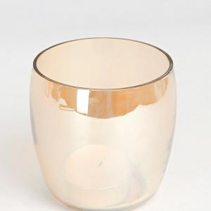 glass-mesa-round-tlite-holder - candles-and-fragrances