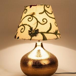 metal-hansa-gold-rose-bedside-lamp - table-lamps