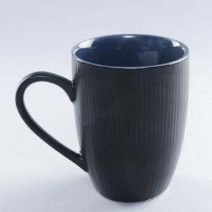 black-ceramic-barrel-mug-bu - dining-essentials