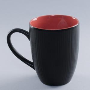 black-ceramic-barrel-mug-rd - dining-essentials