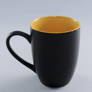 black-ceramic-barrel-mug-yl - dining-essentials