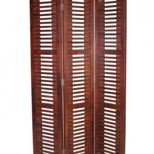 sheesham-wood-3-panel-monarch-screen - screens-and-room-partitioners