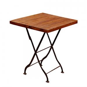bistro-square-foldable-table - outdoor-furniture