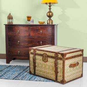 mdf-fabric-kumkum-box - storage-and-shelves