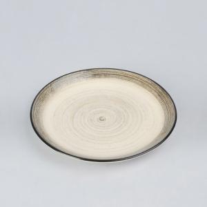 beige-ceramic-quarter-plate - dining-essentials