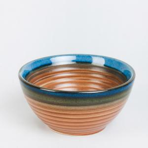 brown-ceramic-saranya-nut-bowl - dining-essentials