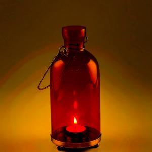 metal-bottle-glass-lantern - lanterns