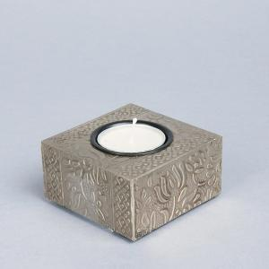 mdf-single-square-t-lite-holder - candles-and-fragrances