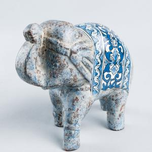terracotta-hathi - statues-sculptures-and-artifacts