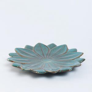 ceramic-nadira-decoration-plate - desk-decor