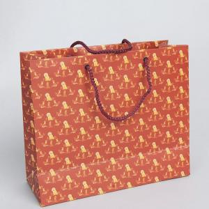 paper-fauna-wide-top-paper-bag - gifts