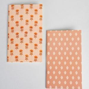 paper-senai-set-of-2-block-print-note-book - gifts