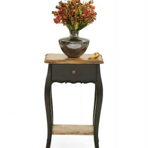 dinan-side-table-black-natural - tables