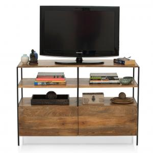modular-tv-unit-natural - entertainment-and-tv-units