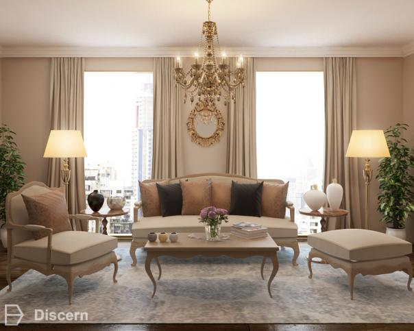 a-classical-homage classic-european living-room